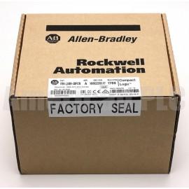 New Allen Bradley 1769-L24ER-QBFC1B /A CompactLogix 750KB DI/O AI/O Controller