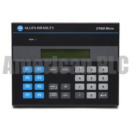 Allen Bradley 2707-M485P3 /C DTAM Micro Operator Interface 2707 M485P3