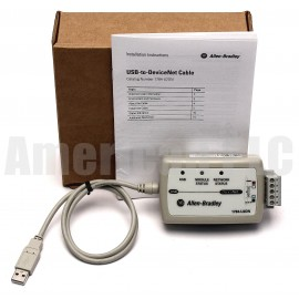 Allen Bradley 1784-U2DN /A USB to DeviceNet Adapter